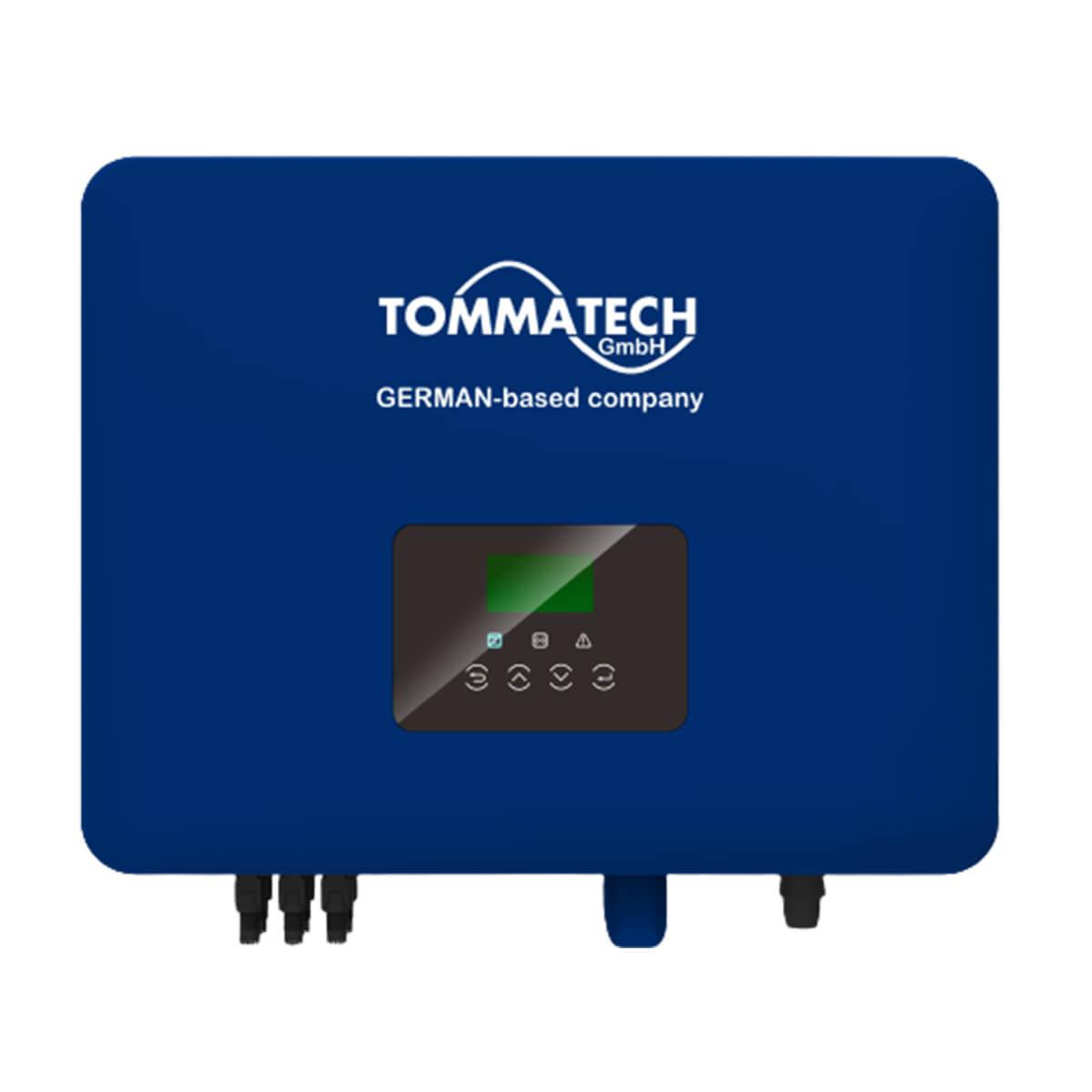 tommatech 10kW inverter, tommatech trio 10kW inverter, tommatech trio-p-10.0 inverter, tommatech trio-p-10.0, tommatech trio 10 kW, TOMMATECH 10kW